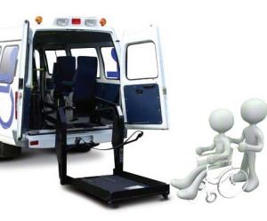Перевозка в инвалидной коляске